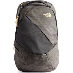 The North Face W's Electra Backpack TNF Black Brass Melange